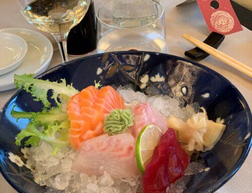 Sashimi al Kandoo